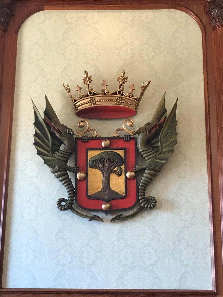 Герб Ла Оротавы