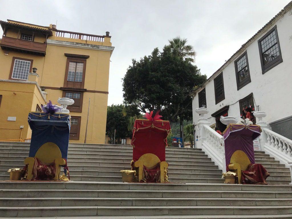 Троны для королей