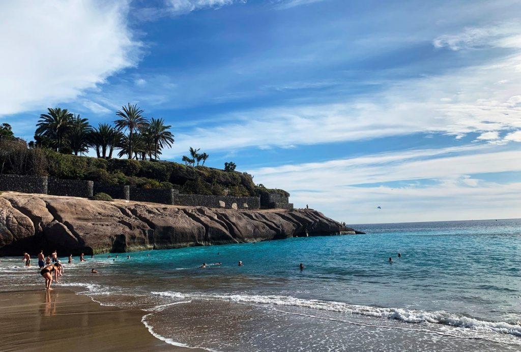 Пляж дель Дюке